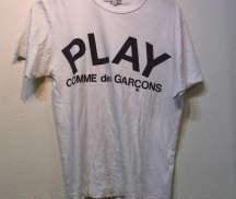 PLAYTEE COMME DES GARCONS