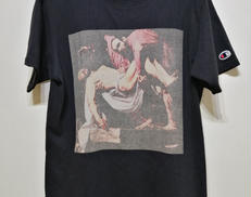 PYREX 絵画 Tシャツ|CHAMPION