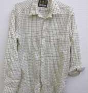 1Pチェック柄LSシャツ Barbour