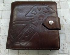 レザー二つ折り財布|VIVIENNE WESTWOOD