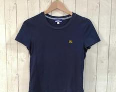 刺繍入りショートスリーブTシャツ バーバリー 人気ブランド|BURBERRY BLUE LABEL