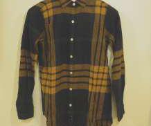 ボタンダウンチェックシャツ|STEVEN ALAN