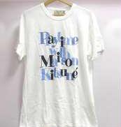 プリントTシャツ MAISON KITSUNE