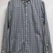 ロングスリーブチェックシャツ|STEVEN ALAN