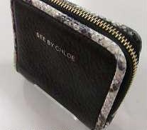 二つ折り財布 SEE BY CHLOE