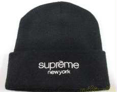 ロゴ刺繍ニット帽|SUPREME