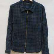 ジップアップシャツジャケット|LOUNGE LIZARD