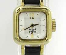 クォーツ腕時計|CABANE DE ZUCCA
