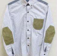 パッチワークチェックシャツ|JUNYA WATANABE COMMEDESGARCONS MAN