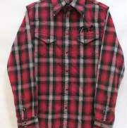 チェックウエスタンシャツ|TMT