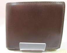レザー二つ折り財布|PAUL SMITH