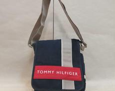 ロゴメッセンジャーバッグ|TOMMY HILFIGER