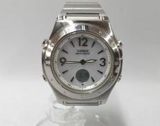 ウェーブセプターソーラー電波腕時計|CASIO