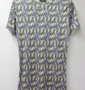 幾何学模様Tシャツ M FENDI