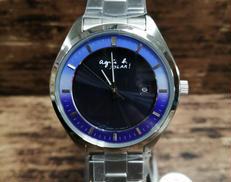 ソーラー腕時計|AGNES B.