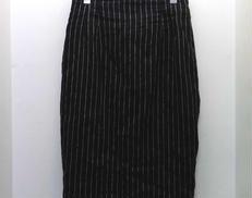ストライプタイトスカート FENDI