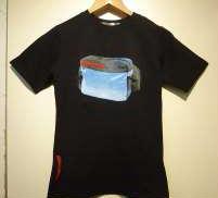 SSプリントTシャツ PRADA SPORTS