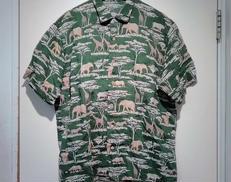 リネンSSシャツ PAPAS