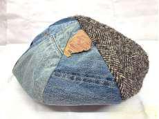 パッチワークベレー帽|KAPITAL