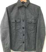 BLUE BLUE CPOシャツジャケット HOLLYWOOD RANCH MARCKET