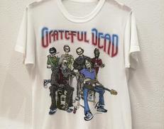 GRAREFULL DEAD プリントTシャツ|N.B.
