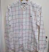 BDチェックシャツ|BURBERRY BLACK LABEL