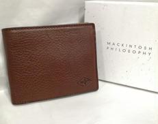二つ折り財布|MACKINTOSH PHILOSOPHY
