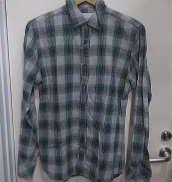 ストール付ロングスリーブチェックシャツ|ADVANTAGE CYCLE