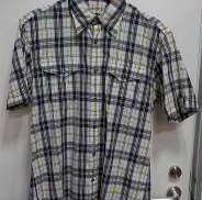 ショートスリーブシャツ|BURBERRY BLACK LABEL