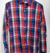 L/Sチェックシャツ|EDIFICE