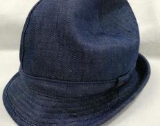 麻デニム帽子|UNSM