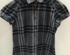 バーバリーチェックシャツ|BURBERRY BLUE LABEL