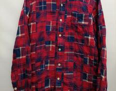 パッチワークシャツ|REMI RELIEF