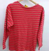 バスクボーダーシャツ|LE MINOR
