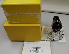 デイトクロノグラフオートマチック腕時計 BREITLING