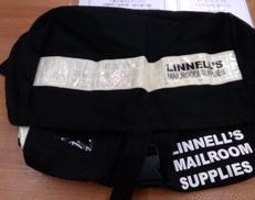 メッセンジャーバッグ|LINNELL'S MAILROOM SUPPLIES