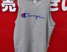 80S ロゴプリントタンクトップ|CHAMPION