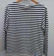 バスクボーダーシャツ/フランス製|ORCIVAL