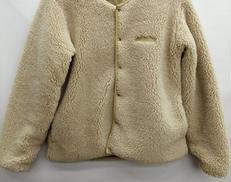 リバーシブルボアキルティングジャケット|COLUMBIA