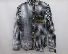 チェックシャツ|A BATHING APE