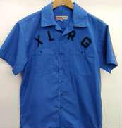 ワークシャツ|XLARGE