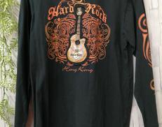 ハードロック ロングTシャツ|HARD ROCK