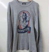 ヒステリックグラマー ロングTシャツ HYSTERIC GLAMOUR