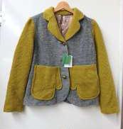 フラボワ ニットジャケット|FRAPBOIS