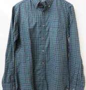 チェックシャツ GREEN LABEL RELAXING UNITED ARROWS
