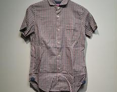 半袖チェックシャツ|JUNYA WATANABE COMMEDESGARCONS