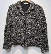 ウールジャケット/40 PRADA