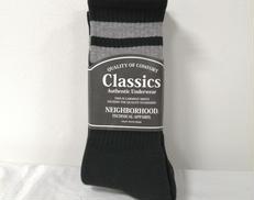 3PAC SOCKS|NEIGHBORHOOD