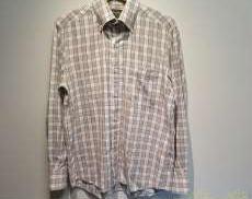 チェックシャツ PAUL STUART