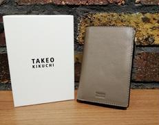 二つ折り財布|TAKEO KIKUCHI